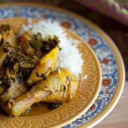 Recette tajine de poulet aux poires caramélisées – toutes les ...