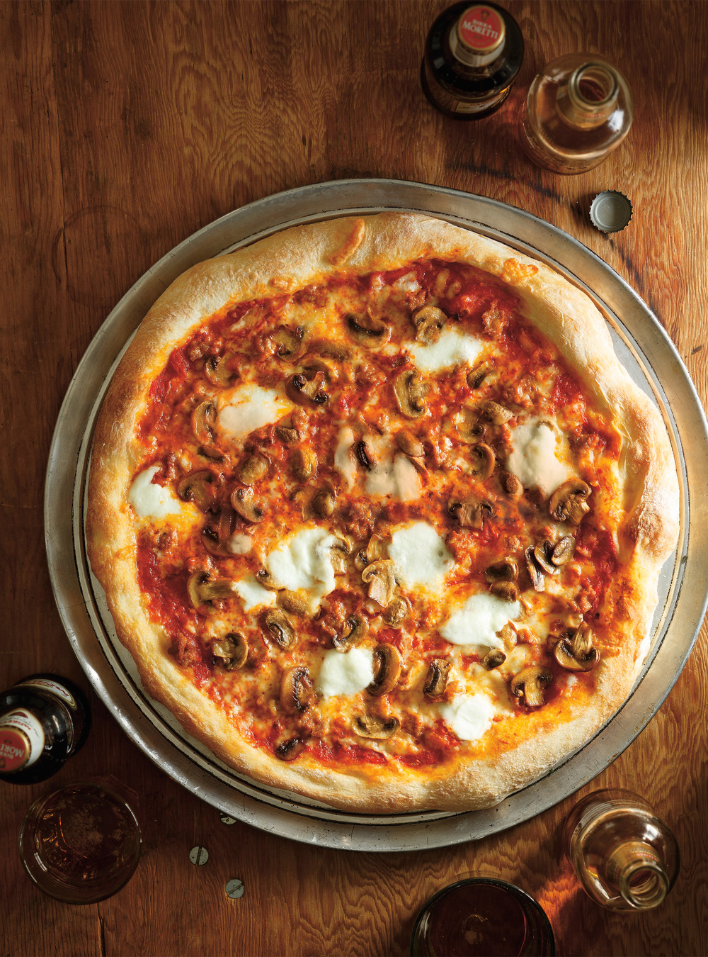 Pizza toute garnie façon ricardo | ricardo