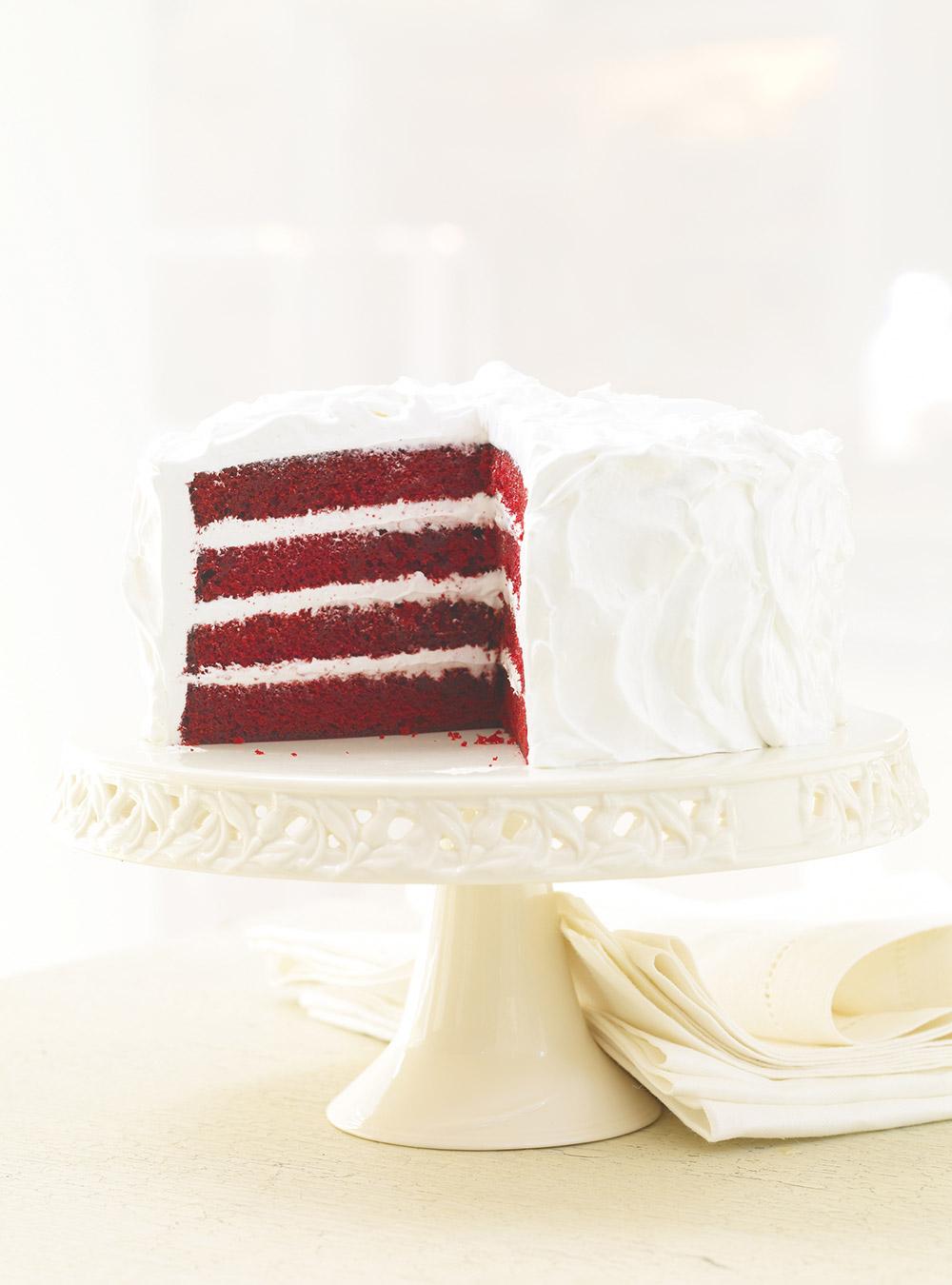 Gâteau red velvet | ricardo