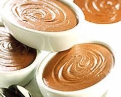 Recette bavarois au cacao