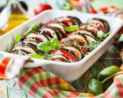 Recette tian de légumes au thym