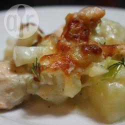 Recette gratin de poisson aux légumes – toutes les recettes ...