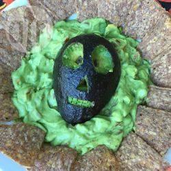 Recette guacamole d'halloween – toutes les recettes allrecipes