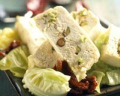 Recette terrine de poulet aux pistaches