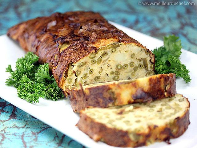 Pain de légumes au fromage de brebis  recette de cuisine illustrée ...
