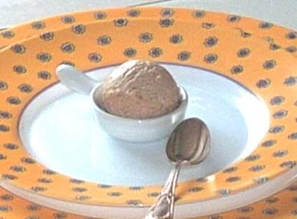 Recette de glace au foie gras