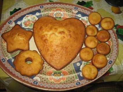 Recette de gâteau au yaourt et à l'ananas