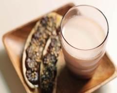 Recette lait de noisettes maison