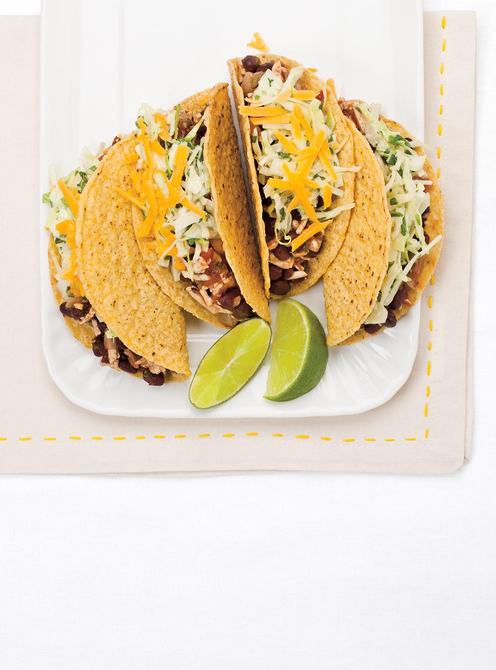 Tacos végétariens | ricardo