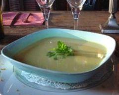 Recette soupe de pommes