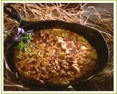 Recette omelette au four