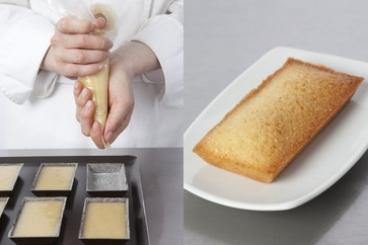 Recette de financier au caramel beurre demi-sel facile et rapide