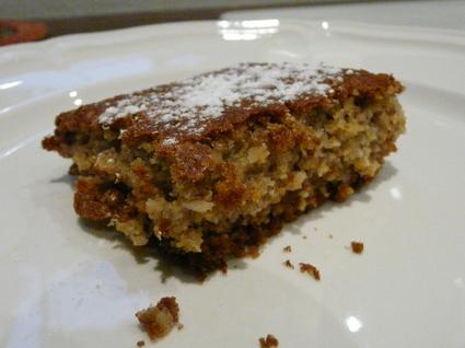 Recette de gâteau d'avoine