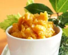 Recette purée de patates douces à la cannelle