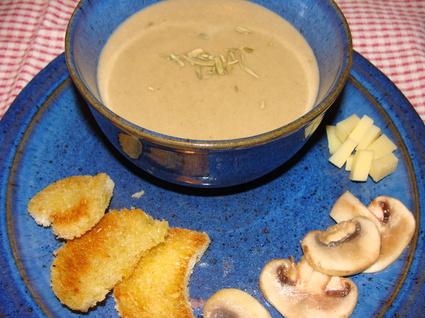Recette de velouté de châtaignes, poireaux et pommes de terre