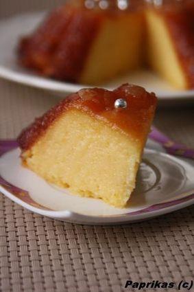 Recette de gâteau à l'ananas frais et léger
