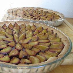 Recette tarte aux quetsches et au sucre roux – toutes les recettes ...