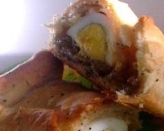 Recette egg puffs