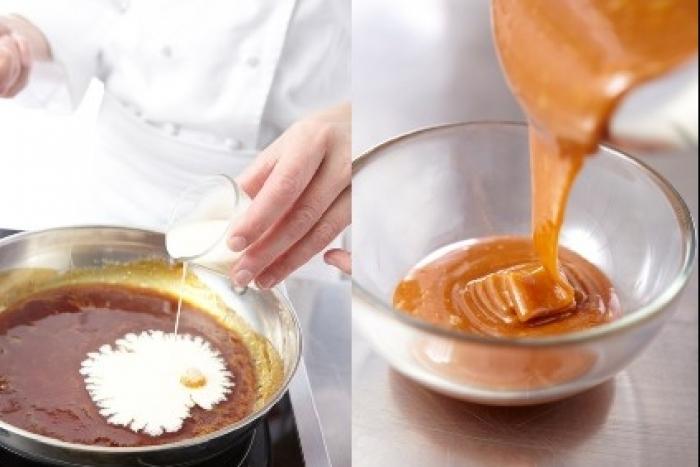 Recette de caramel mou pour macaron facile et rapide