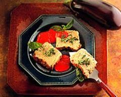 Recette papeton d'aubergines avec tomates très mûres