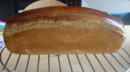 Recette de pain de mie à la machine à pain