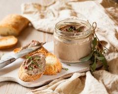 Recette mousse de foies de volaille