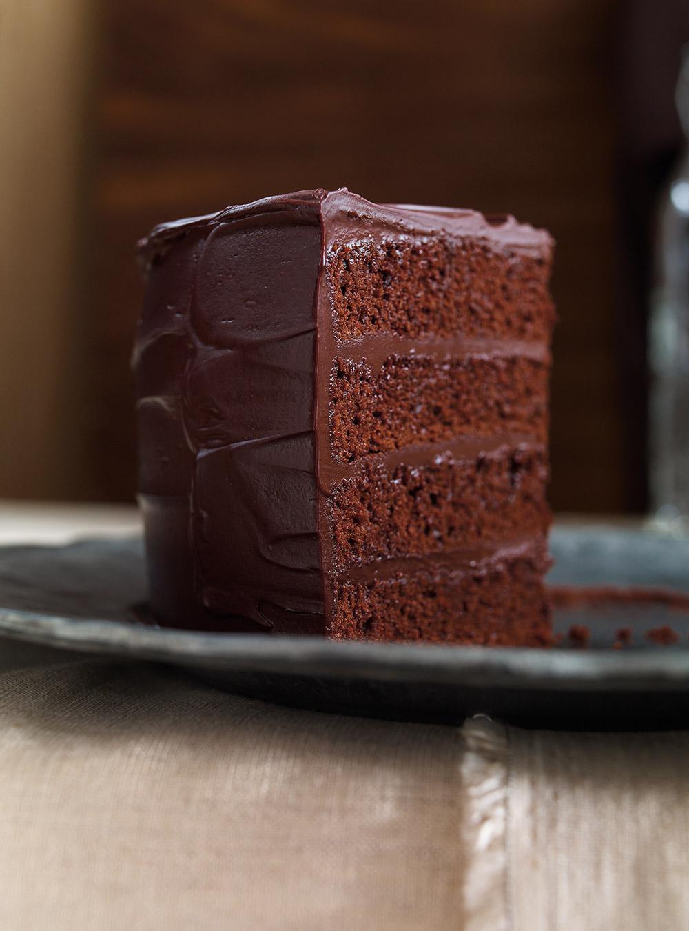 Gâteau au chocolat (le meilleur) | ricardo
