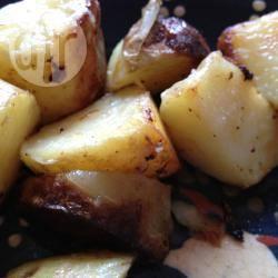 Recette pommes de terre de noirmoutier à la fleur de sel de ...