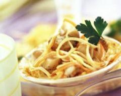 Recette rémoulade de bulots en mayonnaise