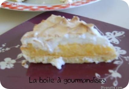 Recette de tarte au citron ou à l'orange meringuée