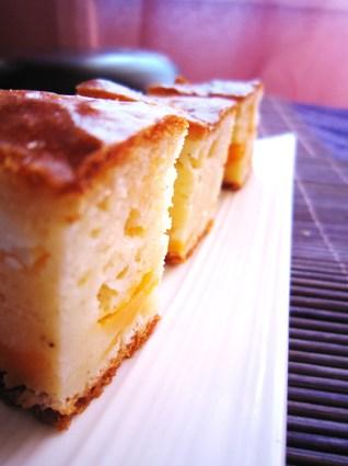Recette de cake aux trois fromages