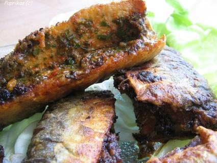 Recette de sardines farcies à la chermoula