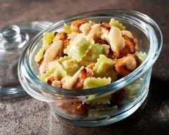Recette ravioles croustillantes au poulet tandoori