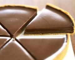 Recette tarte au chocolat minceur