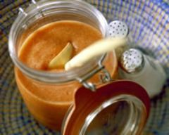 Recette velouté carottes panais
