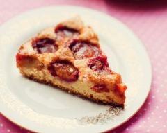 Recette tarte aux prunes de michel