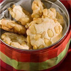 Recette biscuits aux pignons sans gluten – toutes les recettes ...