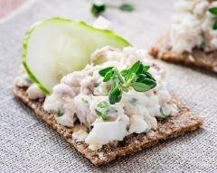 Recette toasts aux sardines faciles