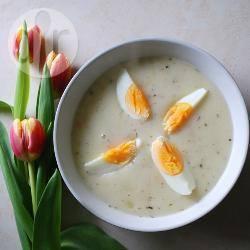 Recette bortsch blanc de pâques (zurek) – toutes les recettes ...