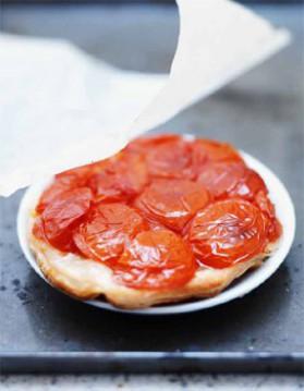 Tatin de tomates pour 4 personnes