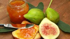 Confiture de figues sèches au thé vert pour 4 personnes