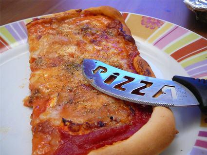 Recette de pizza aux 3 fromages