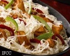 Recette sauté de volaille et choucroute façon wok