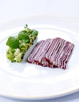 Terrine de viande des grisons et beaufort pour 8 personnes ...