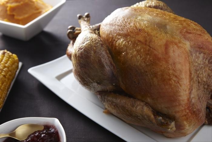 Recette de dinde de thanksgiving facile et rapide