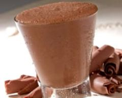 Recette milk shake au chocolat