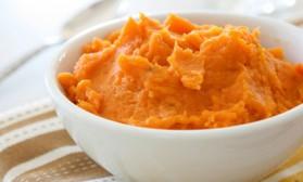 Purée de carottes au cumin pour 4 personnes