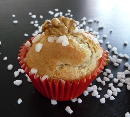 Recette de muffins aux pommes ... et peu de vaisselle à faire