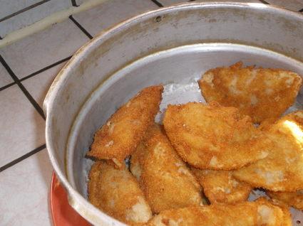 Recette de rissois à la viande hachée (ravioles portugaises)