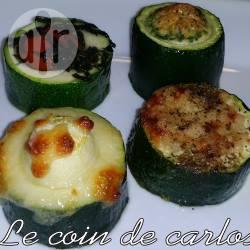 Recette bouchées de courgettes au four – toutes les recettes ...
